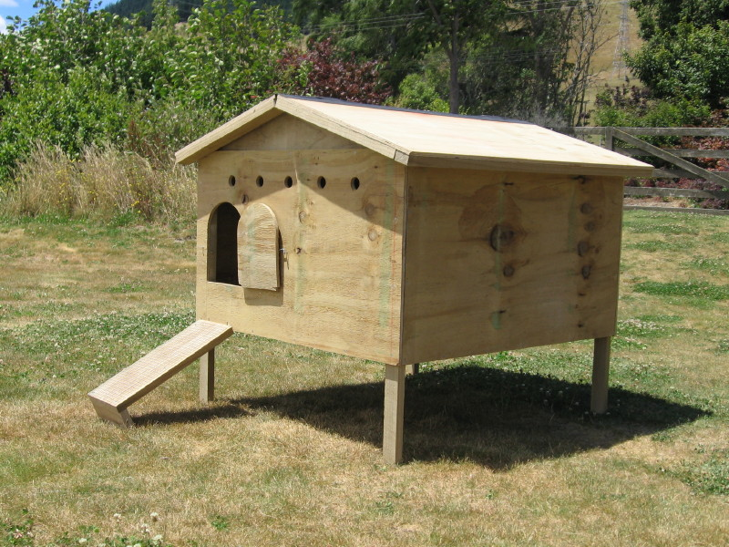 Guide Free chicken house plans nz ~ My pet chick